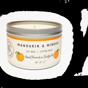 Mandarin & Mimosa