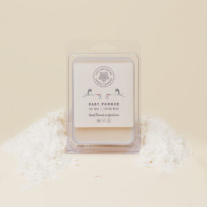 Baby Powder Wax Bar