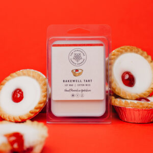 Bakewell Tart Wax Bar
