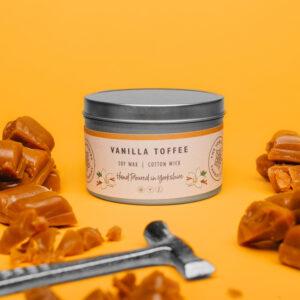 Vanilla Toffee