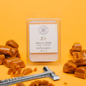 Vanilla Toffee Wax Bar