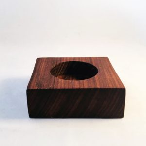 Hive Design Rose Wood Tea Light Holder
