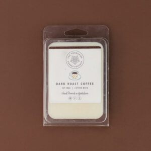 Dark Roast Coffee Wax Bar