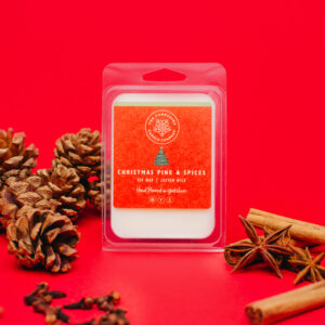 Christmas Pine & Spices Wax Bar