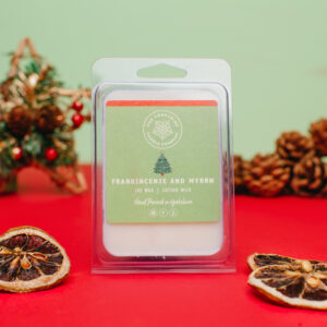 Frankincense & Myrrh Wax Bar
