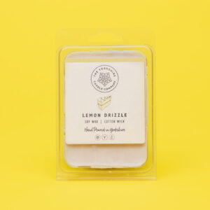 Lemon Drizzle Wax Bar