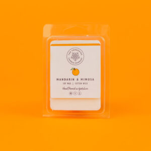 Mandarin & Mimosa Wax Bar